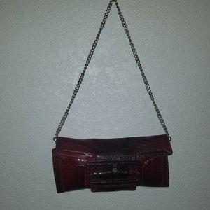 White House Black Market clutch purse